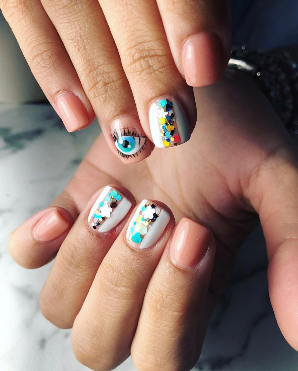 Uñas 2019 Formas Colores Y Tendencias Fashioneate