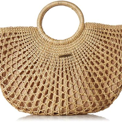 O'Neill Woven Straw Tote