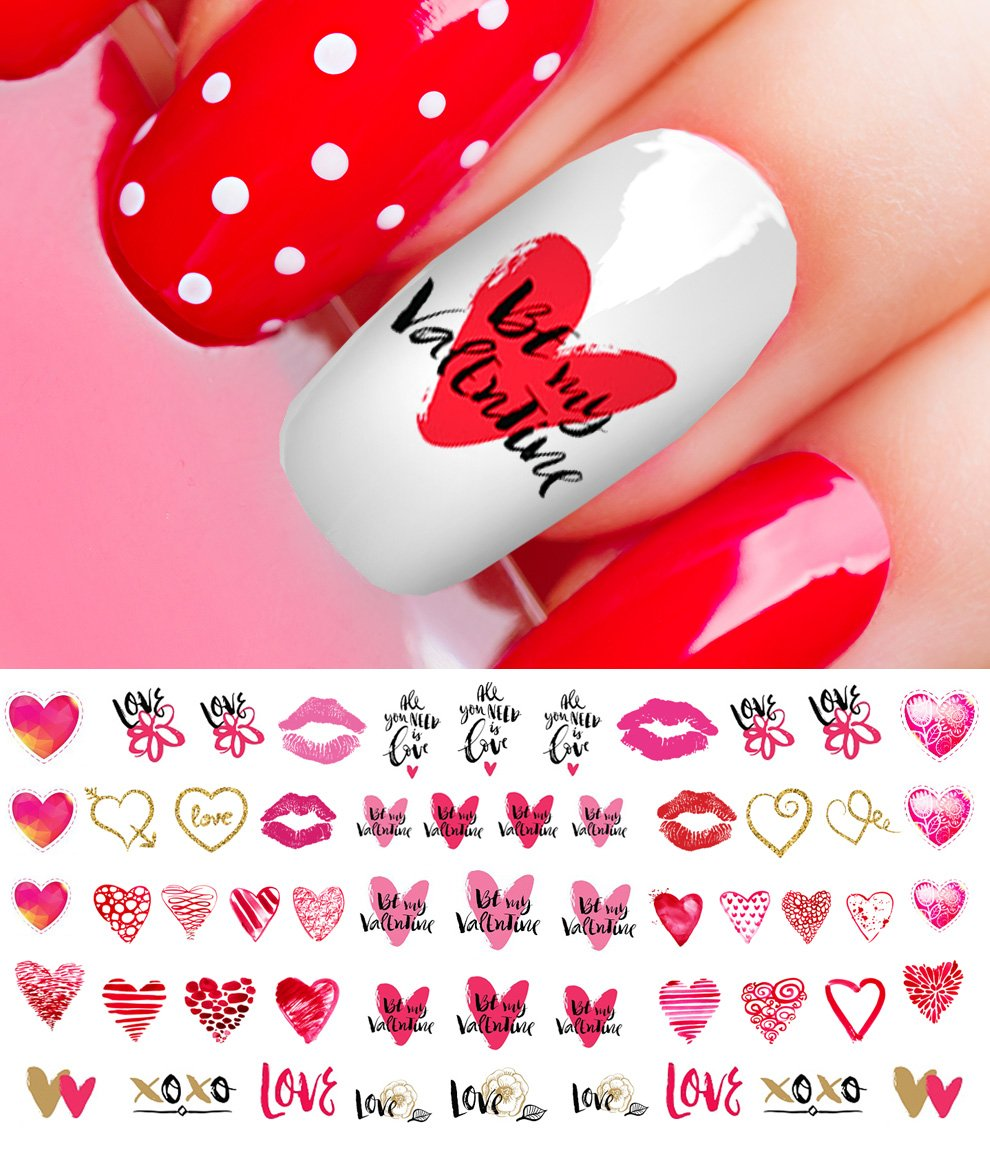 valentines decals